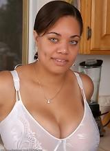 fat ebony wife